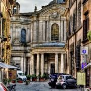 Telón - Forillo Calle en Italia