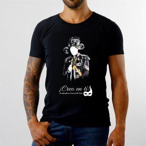 Camiseta Creo en ti